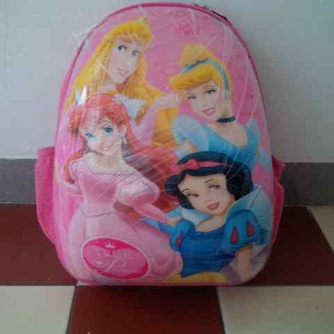 tas telur 3 princess